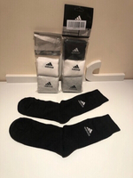 Used 6 pair adidas performance socks in Dubai, UAE