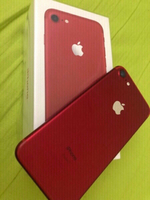 Used Iphone 7 128 GB In Red Color. in Dubai, UAE