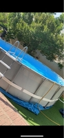 Used Swimming pool 4.88m*1.22m in Dubai, UAE