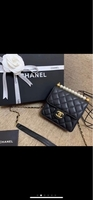 Used Sling bag chanel never used in Dubai, UAE