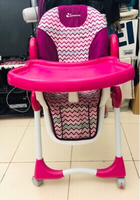 Used MAMA LOVE BABY FEEDING CHAIR FRM BABYSHP in Dubai, UAE