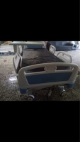 Used Hospital bed with wheelchair food table  in Dubai, UAE