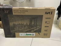 Used TV First 32 inches  in Dubai, UAE