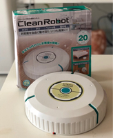 Used Clean Robot White ( Automatic Cleaner) in Dubai, UAE