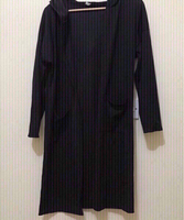 Used Black cardigan size medium (new) in Dubai, UAE