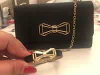 Used Cute Ted Baker clutch bag with bracelet  in Dubai, UAE