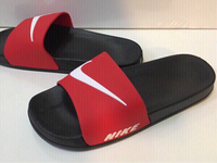 Used Nike unisex slippers size 39 in Dubai, UAE