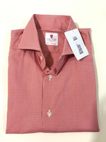 Used NEW CORDONE Shirt Size 40 Italian Brand  in Dubai, UAE