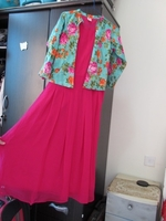 Used Lovely casual dress 34bust 14shoulder in Dubai, UAE