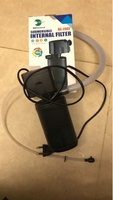Used Aquarium tank submersible filter in Dubai, UAE