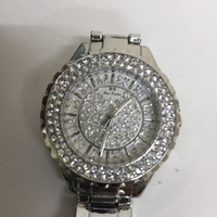 Bs lady watch silver colour