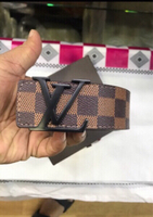 Used Lv belt for men  in Dubai, UAE
