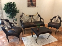 Used Living room animal horn set in Dubai, UAE