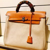 Used Hermes Herbag / backpack Kelly  in Dubai, UAE
