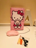 Used Hello kitty phone keyboard with mouse in Dubai, UAE