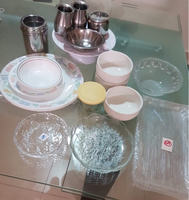Used Kitchen dining ware  , recycle bags  in Dubai, UAE