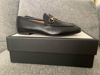 Used Authentic Gucci Preloved loafers s38,5 in Dubai, UAE