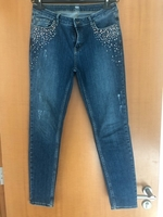 Used Denim, Italian brand, size US 8, UK 12 in Dubai, UAE
