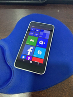 Used Nokia lumia 635 in white  in Dubai, UAE