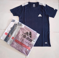 Used T-shirt adidas 5 pcs Large  in Dubai, UAE