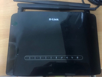 Used DLink Wifi Router with Box in Dubai, UAE