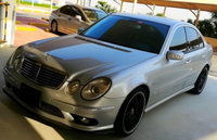 Used Mercedes-AMG E55  contact 0569739037 in Dubai, UAE