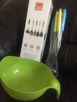 Used Kitchen tool&Rice strainer(new) in Dubai, UAE