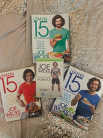 Used 3 Leanin 15 Books with DVD in Dubai, UAE