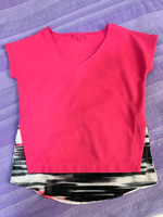 Used Pink shirt from Next. Size 8/S.  in Dubai, UAE