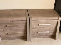 Used Master dresser and 2 nightstands  in Dubai, UAE