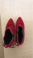 Used Red Boots  in Dubai, UAE