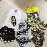 Used Girl's clothes size 2-3 years-4 pieces  in Dubai, UAE
