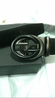 Used Leather Belt - Gucci Great in Dubai, UAE