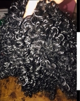 Used Wavy curly wig in Dubai, UAE
