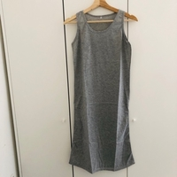 Fashionable casual vest 2XL GREY