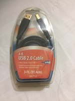 Used USB 2.0 cable and imation media link  in Dubai, UAE