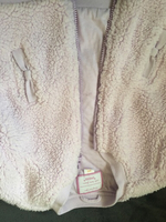 Used Fur jacket for toddler (2yrs old) in Dubai, UAE