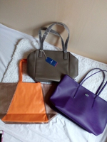 Used 3 handbags offer in Dubai, UAE