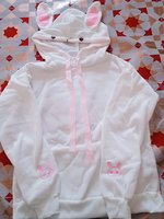 Used Hoodies pink Elimi11839 in Dubai, UAE