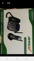 Used New home phone set with cordless phone in Dubai, UAE
