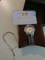 Used Bee sisters watch + bracelet in Dubai, UAE