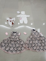 Used Girl's dresses new in Dubai, UAE