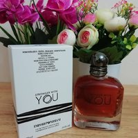 Armani stronger with you men perfume