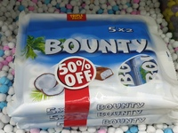 Bounty chocolate gift pack