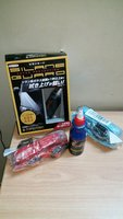 Used Bundle4pcsScratch,Car Protection,2Collar in Dubai, UAE