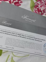 Used Fairmont Hotel Voucher with Breakfast in Dubai, UAE
