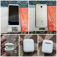 Used Xiaomi redmi 5 +original airpods in Dubai, UAE