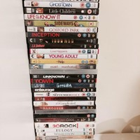 Used 40 DVDs (all original) in Dubai, UAE