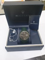 Used Original Maserati Watche Chrono in Dubai, UAE