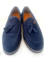 Used Original Zara suaed shoe in Dubai, UAE
